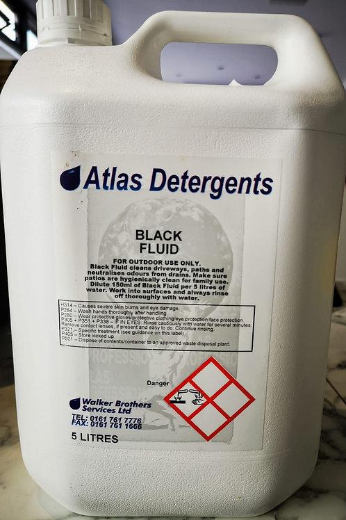 Detergents Black Fluits