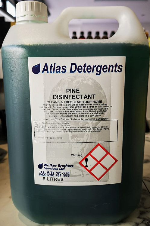 Detergents Pine Disinfectant