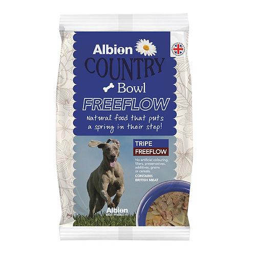Albion Free Flow Tripe 2 kg