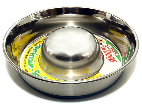Classic Slow Feeder NonSlip Bowl 11""