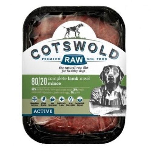 Cotswold Lamb Mince 80/20 Active-500 g
