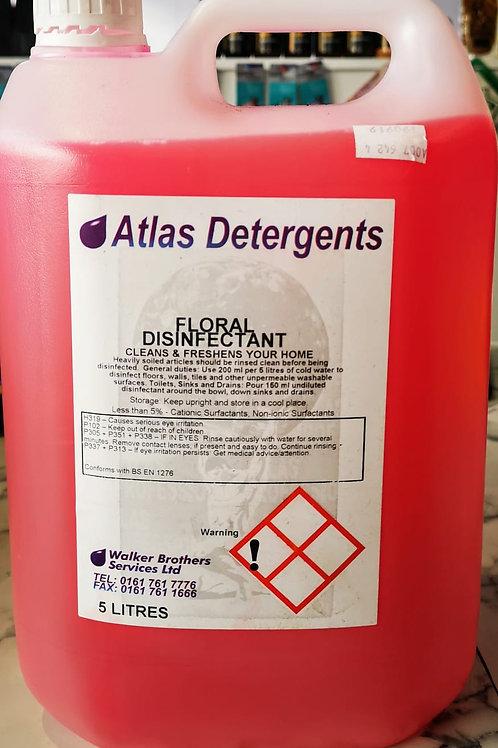 Detergents Floral Disinfectant