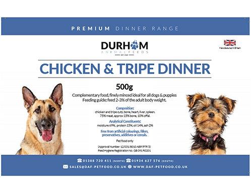 DAF Chicken & Tripe Dinner 454g