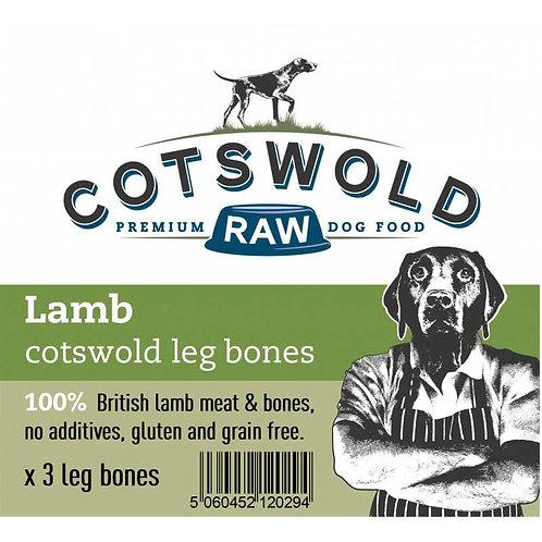 Cotswold Lamb Leg Bones