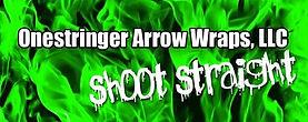 Onestringer Arrow Wraps, Arrow Wraps