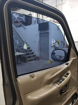 Cheap quality window tint