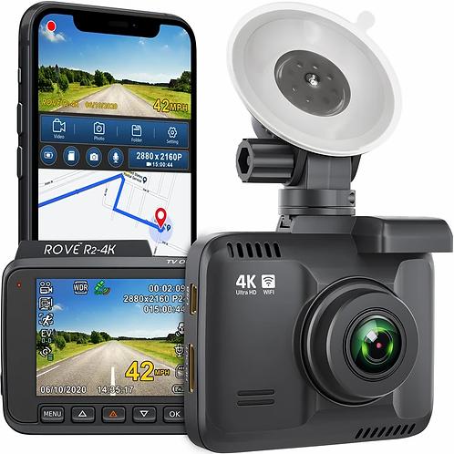 Truck Dash Cam Recorder w/ GPS + WiFi