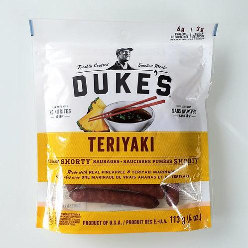 Duke's Sausage Sticks Teriyaki (5 x 113g)