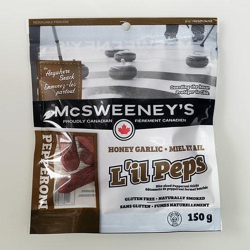 McSweeney's L'il Peps Honey Garlic (5 x 150g)