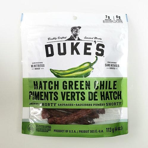 Duke's Sausage Sticks Hatch Green Chile (5 x 113g)