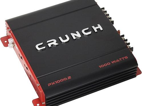 Crunch 2-Channel Amplifier (PX1000.2)
