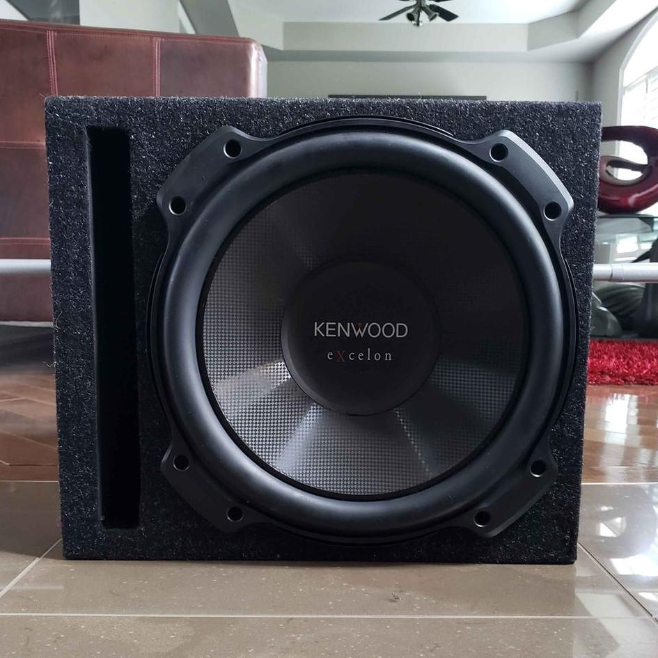 Kenwood eXcelon KFC-XW120