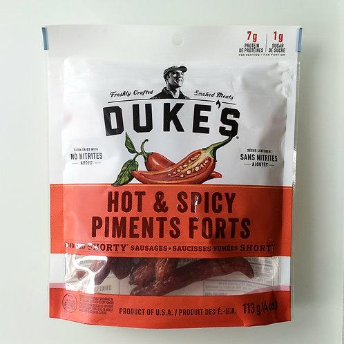 Duke's Sausage Sticks Hot & Spicy (5 x 113g)
