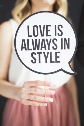 Love is Always in Style Prop