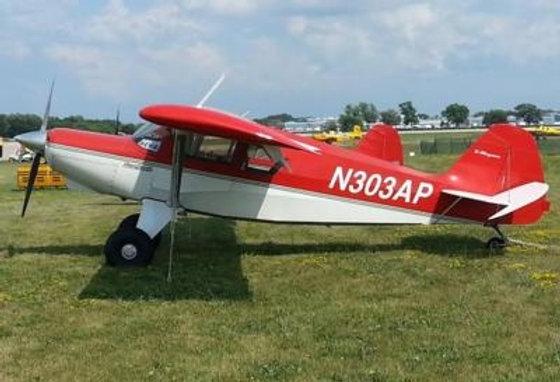 NEW Bearhawk Model-B plans   randbaircraft