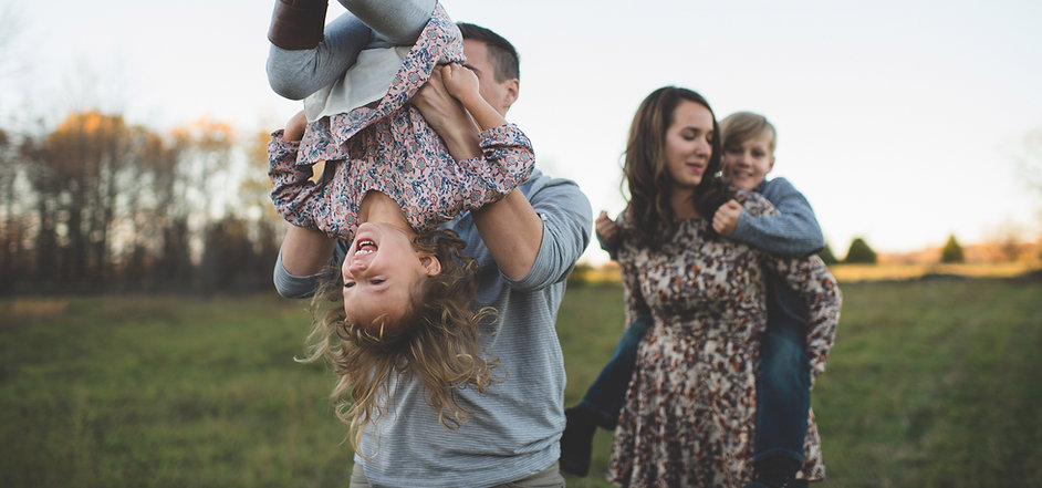 Family Fun in Field