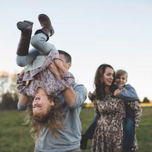 Family Fun in Field