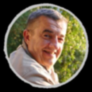 Vin et Terre french sandstone jarre founder Patrick Lalanne