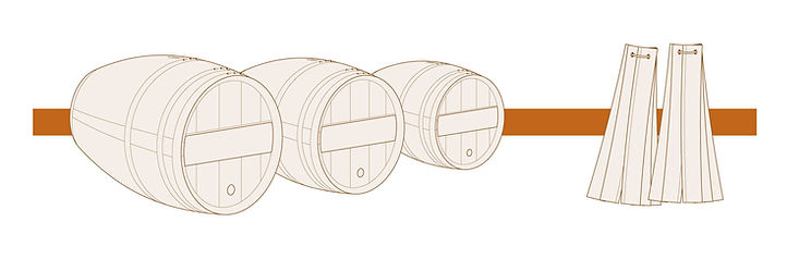 Bouchard-Cooperages-barrels-oak-alternat