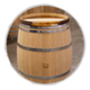 Maury french oak barrel for sale by Bouchard Cooperages