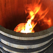 Bouchard Cooperages refines different levels of toasting oak barrels to a refined standard.