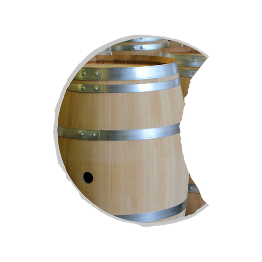 French, American, Hungarian Oak Barrels for sale by Bouchard Cooprages. Price lists avaiable by region.
