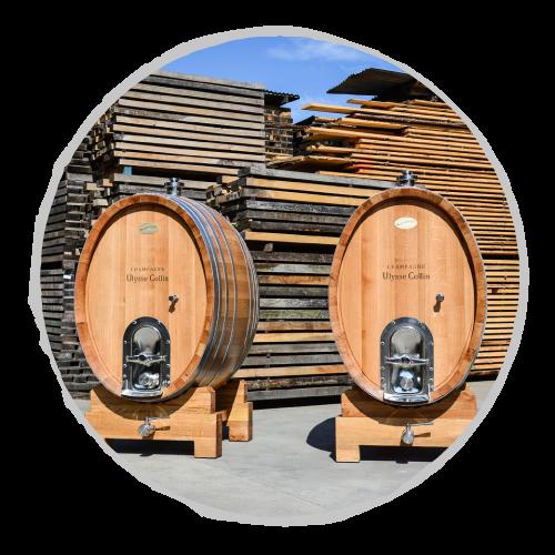 Schneckenleitner austrian oak barrels for sale from Mann/Ybbs regions