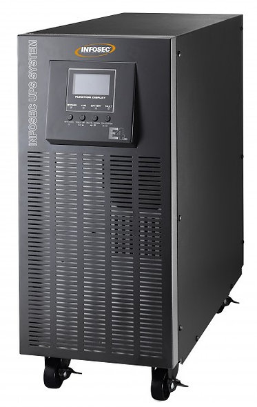 Uninterruptible Power Supply (UPS) 5-10KVA Con/Sin Transformador
