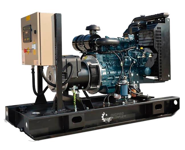 Grupo Generador Diesel 12/10,7 Kva 3 Fase 1800 Rpm