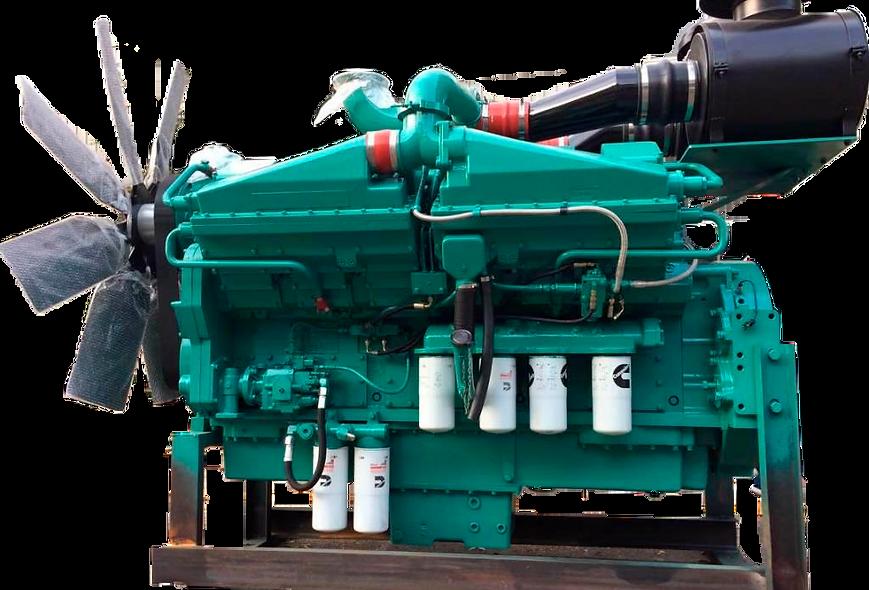 Motor Diesel 1800 Rpm CUMMINS