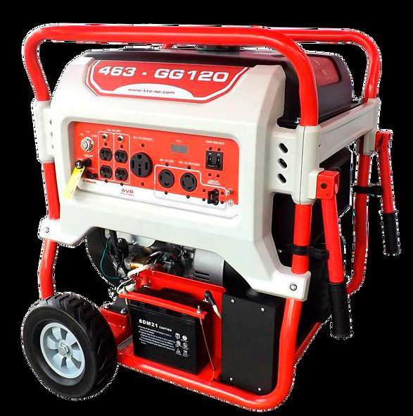 Grupo Generador Gasolina 11 Kva 120/240 1F 3600 Rpm KTC