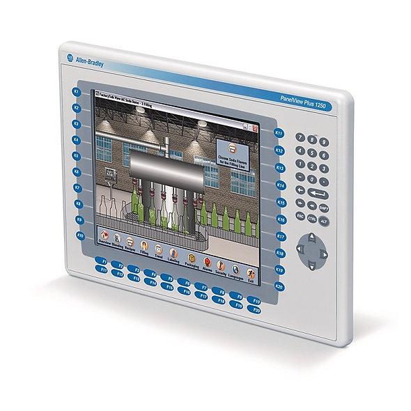 ALLEN BRADLEY Terminales gráficos PanelView Plus 6