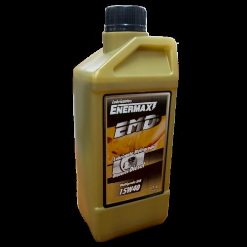 "Aceite 4T P/Motores 15W-40 x 1/4"" ENERMAX"