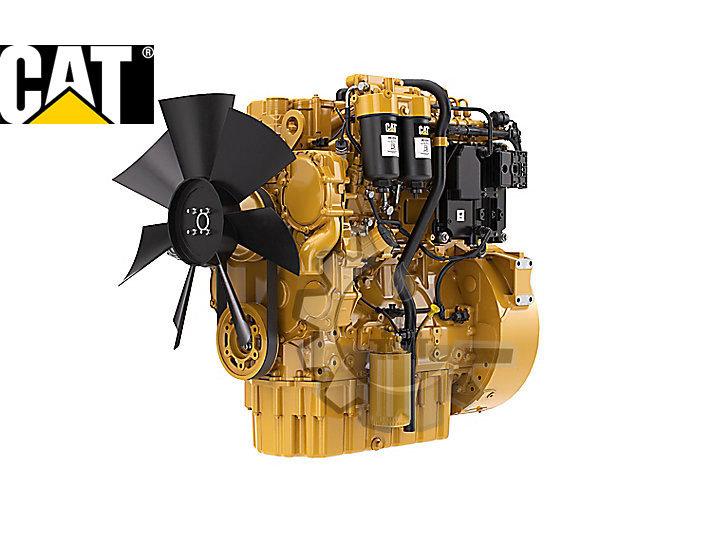 CAT® Motor Diesel  74-129.4 bkW (99-173.5 bhp) @ 2200 rpm