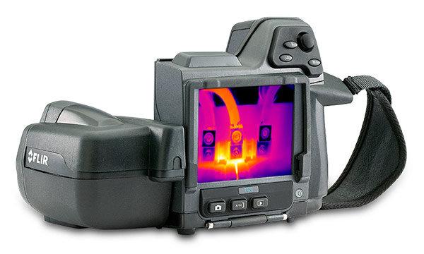 T440 FLIR Cámara Termográfica 320 x 240  píxeles