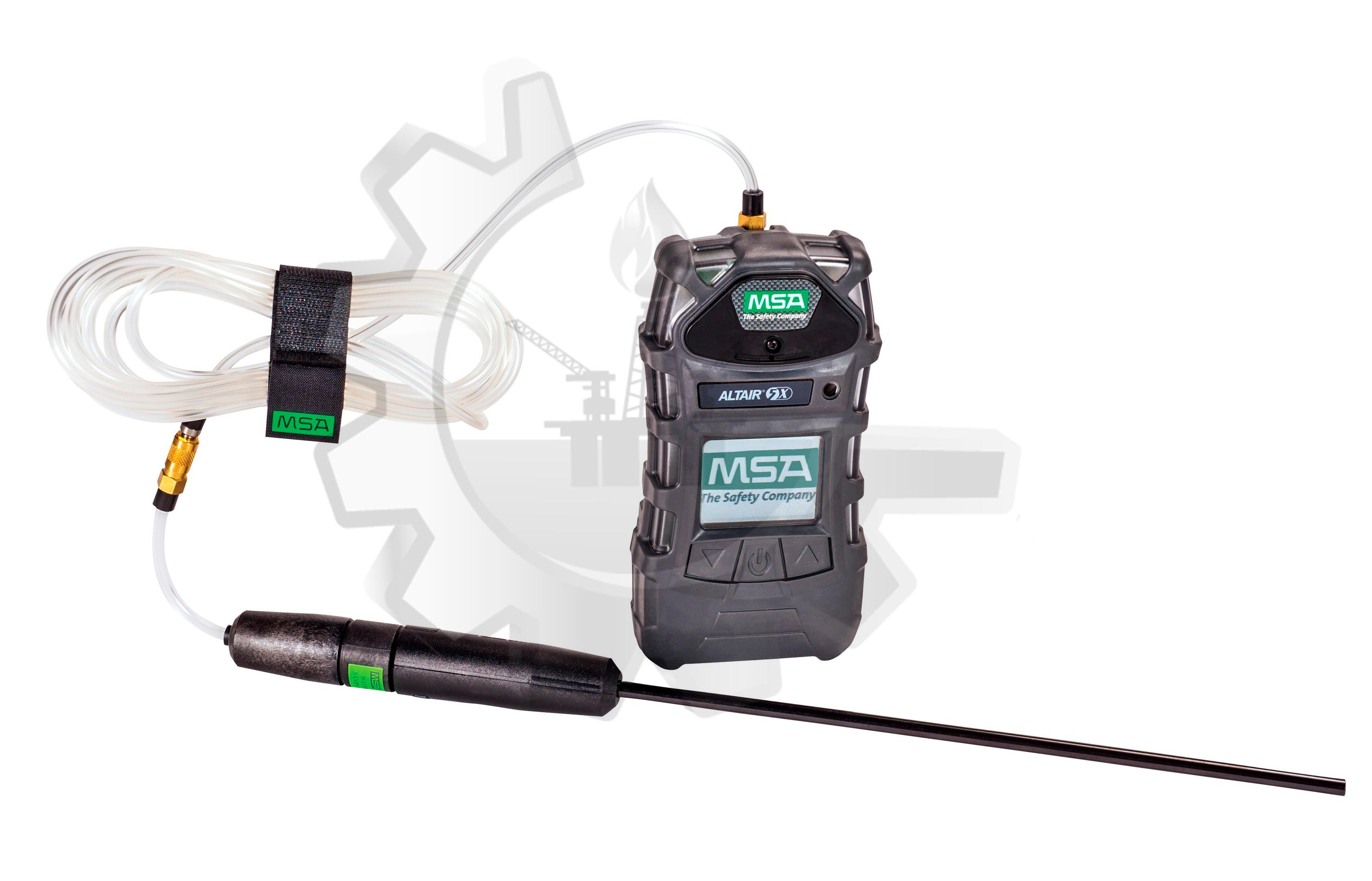 ALTAIR 5X MSA Detector Portátil de Gases Múltiples (6)