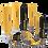 """Thumbnail: COPPUS® JECTAIR® HORNET HP Ventilador Axial Neumático 3, 6, 8, 9 """""""