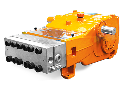 NLB® 125 Bombas P/Hidrolavadora Triplex  6.000-40.000 Psi