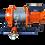 Thumbnail: Malacate 1250 Kg, 2.0 Hp 220 Volt 3F, Tambor Con 100 Mts De Guaya