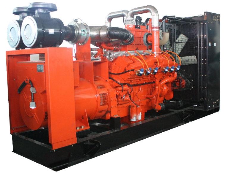 Grupo Generador a Gas 250 KVA 1800 Rpm CUMMINS® LEROY SOMMER®