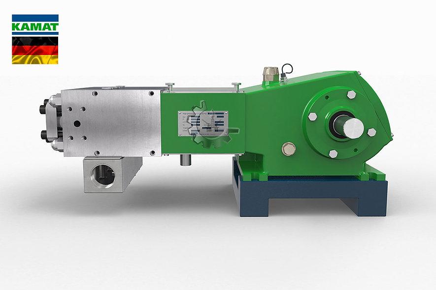 KAMAT® K 4500 Bomba P/Hidrolavadora Triplex  725-30.400 Psi