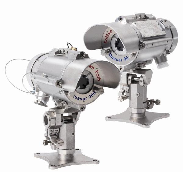 Detector De Gas Infrarrojo De Camino Abierto SPECTREX