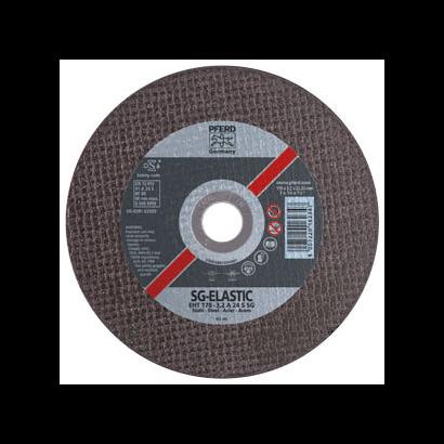 Discos de Corte Línea SG-ELASTIC Centro Plano