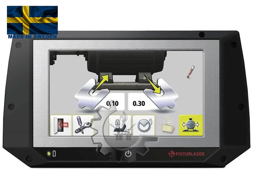 FixturLaser® EVO Sistema de alineación láser