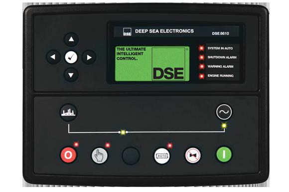 DEEP SEA® Modulo Auto Star/Off Para Generadores Electricos