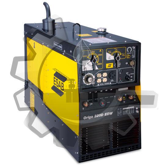 ESAB® 320D EDW  Motosoldador 320 AMP