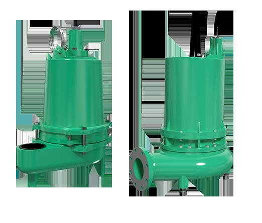 """Electrobomba Sumergible Para Aguas Residuales 3"""" 1Hp 220Volt Modelo NE 3"""