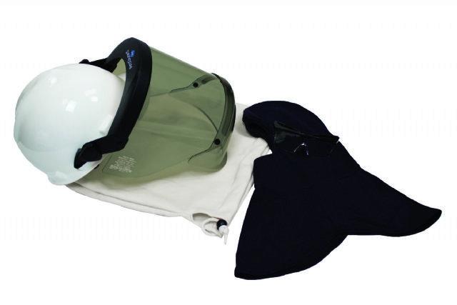 CAT 2 ArcGuard® Kit Caretas Arc Flash PureView™ 12-20 Cal/cm²