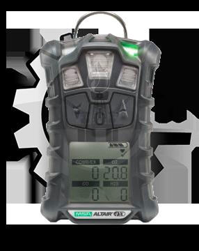 ALTAIR 4X MSA Detector Portátil de Gases Múltiples (4)