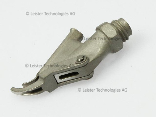 Drawing nozzles screw on
